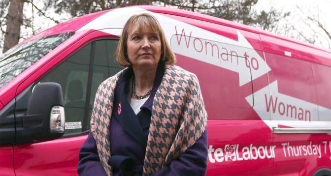 Open Letter To Harriet Harman