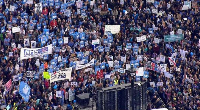 Doctors' Strikes: Time For One Final Push