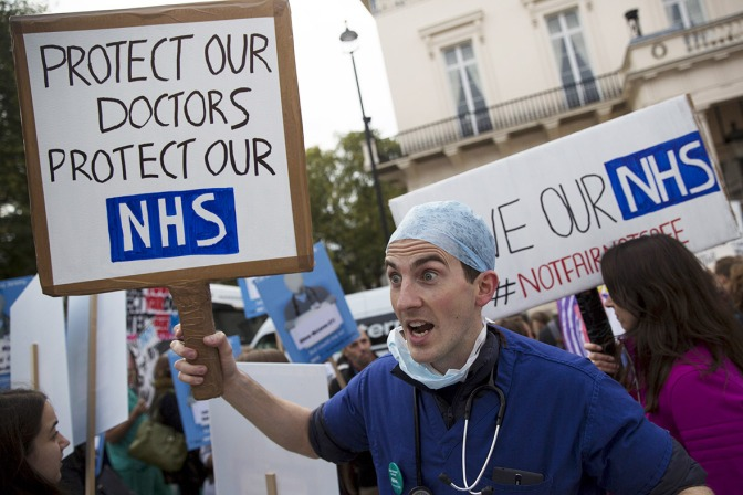 Why Are Doctors Striking Again?